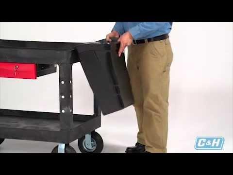 rubbermaid-heavy-duty-tray-shelf-carts