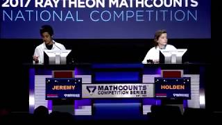 2017 Raytheon MATHCOUNTS National Competition