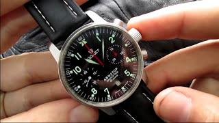 POLJOT AVIATOR I 3133 Chronograph The Best Affordable Mechanical Chronograph