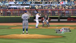 Dolphin Emulator 4.0.2 | Major League Baseball 2K6 [1080p HD] | Nintendo GameCube