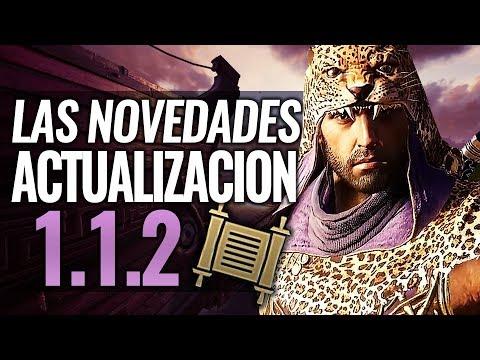 Assassin's Creed Odyssey | INFO ACTUALIZACIÓN 1.12 NOVEDADES, NUEVO RANGO MERCENARIOS & AJUSTE NIVEL thumbnail