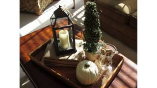 Diy Welcome The Fall With Merry Decorations For Your Coffee Table Homesthetics Inspiring Ideas For Y