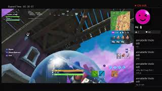 Fortnite the getaway Live stream