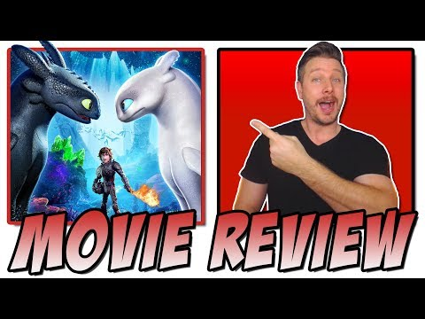How to Train Your Dragon: The Hidden World (2019) - Movie Review (How to Train Your Dragon 3) Mp3