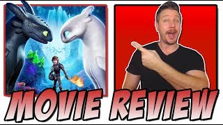How to Train Your Dragon: The Hidden World (2019) - Movie Review (How to Train Your Dragon 3)