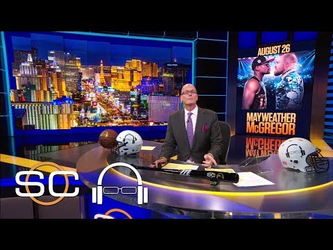 Everyone Will Watch Mayweather-McGregor | 1 Big Thing | SC with SVP | June 15, 2017