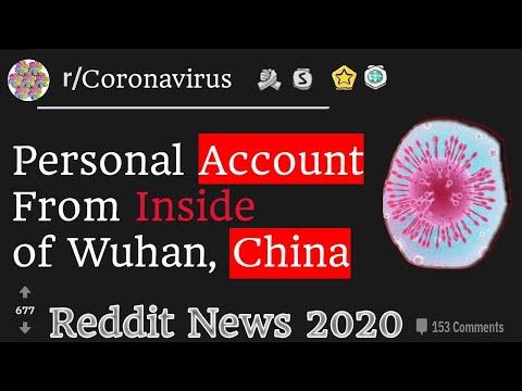 Personal Account: Evading Coronavirus From Inside Wuhan China (r/CoronaVirus Ll Reddit Reads)