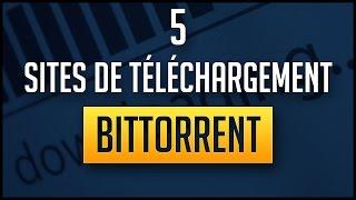 5 sites de téléchargement Bittorrent