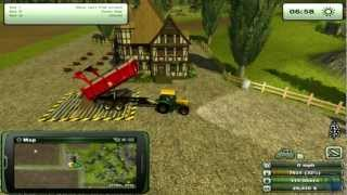 Farming Simulator 2013: How to farm. First Day. (Tutorial. 1/9)