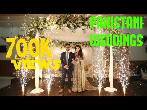 Pakistani Wedding Reception