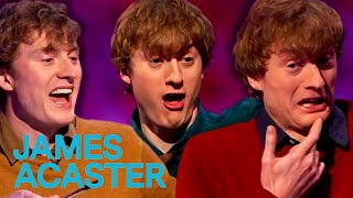James Acaster's Mock The Week Moments!!! | James Acaster