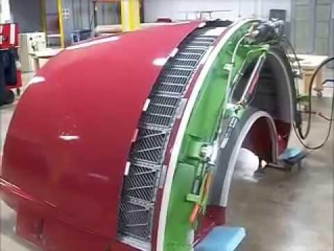 CF6-80C2 Thrust Reverser Testing