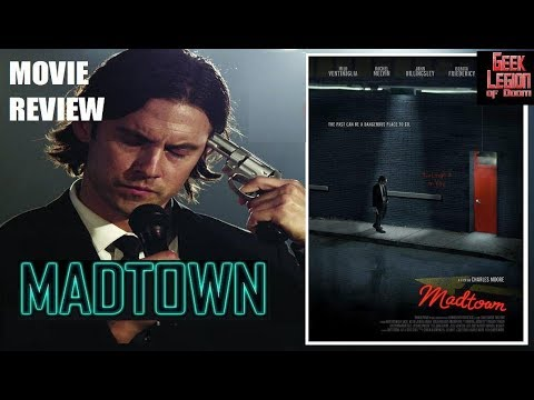 MADTOWN ( 2018 Milo Ventimiglia ) Drama / Dark Comedy Movie Review