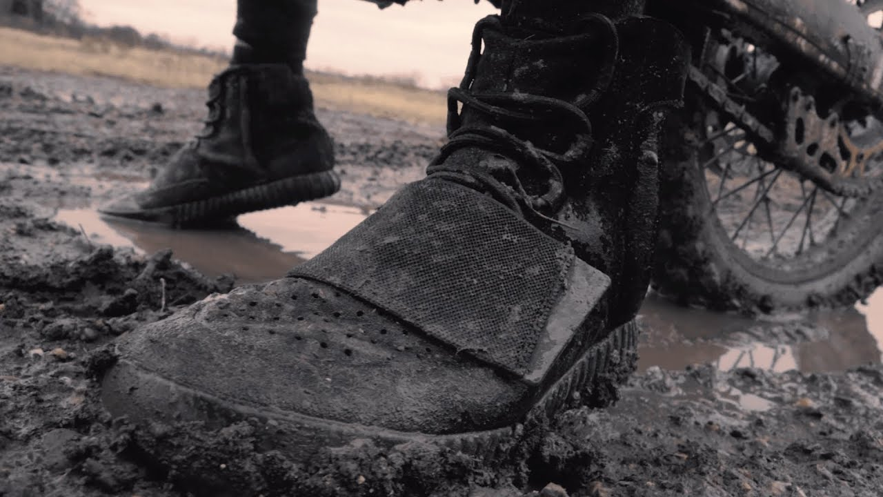 competitive price 40636 bae13 Yeezy 750 Boost Triple Black Extreme Clean - 'Shower Face' Don : Episode 1