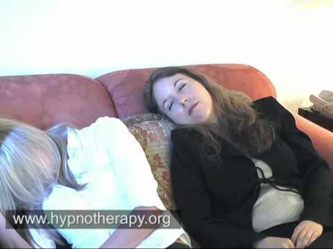 To sleep hypnotized woman Does Hypnosis