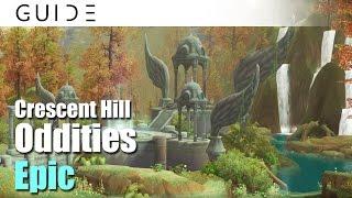 [Guide] Aura Kingdom Oddities Achievements - Super Cool in Crescent Hill