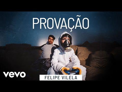 """[News]O Rapper Felipe Vilela apresenta o single e clipe de """"Provação"""" nas plataformas digitais"""
