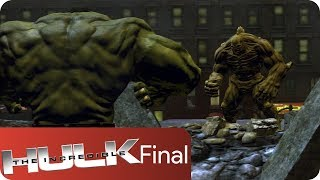 The Incredible Hulk (PS3) - Part 14 (Final) [LBN]