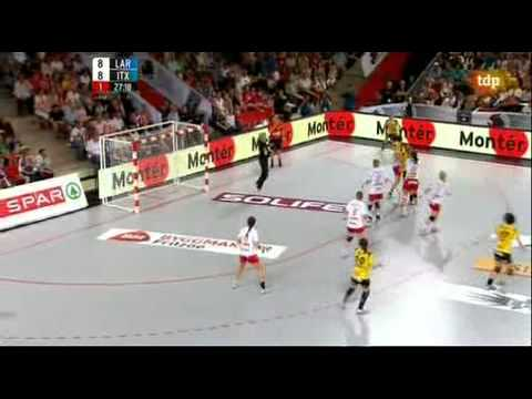 Liga Campeones Femenina 2010/11 - Larvik vs Itxako - Final-IDA (Larvik)