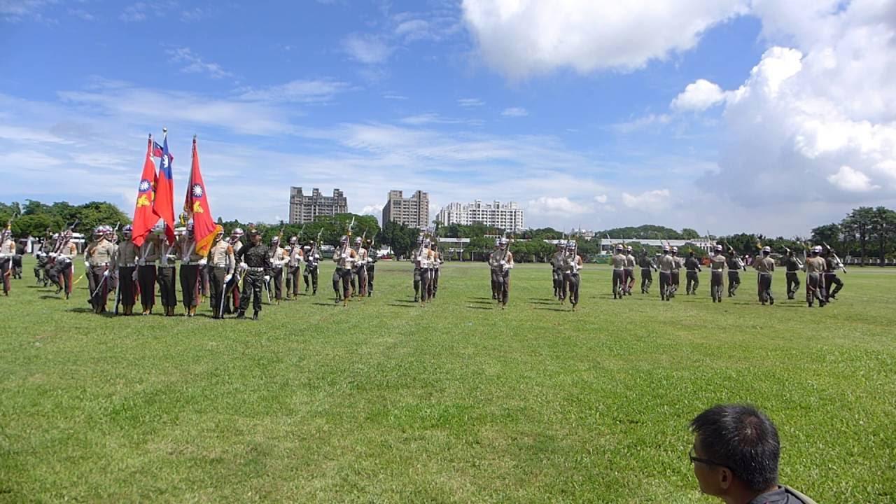 海軍陸戰隊六十九週年隊慶暨退役人員操演活動