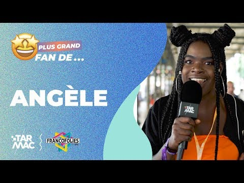 Youtube: A la recherche du plus grand fan de … Angèle !