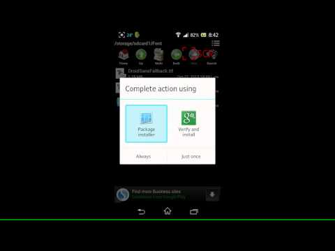 How To Install Sinhala Font For Android Devices
