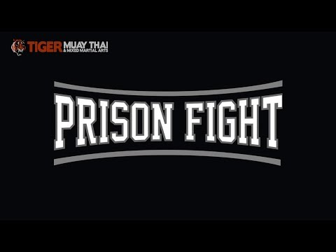 """Dave Leduc trains for """"Prison Fight"""" at Tiger Muay Thai"""