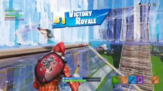 Fortnite: Nog Ops is My Skin... And Tenser -W/Clems
