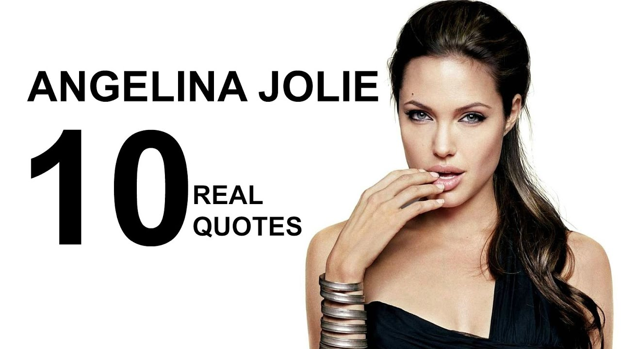 angelina jolie quotes on life - photo #33