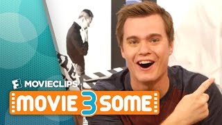 Movie3Some: Episode 15 - Machinima ETC News Hosts, Chris J. Murray, and Dan Perrault