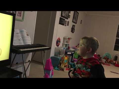 Ezra Sings StoryBots- Brush Your Teeth