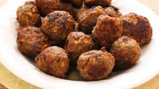 How To Cook Meatball By Raj Vitthalpura