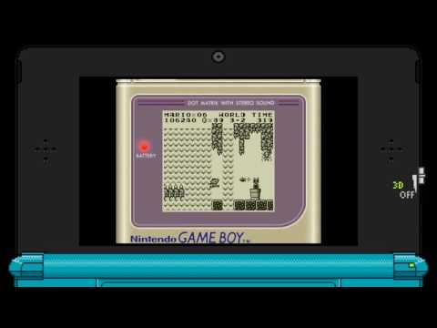 Super Mario Land (GB/3DS VC) Game Clear~ (HD60)