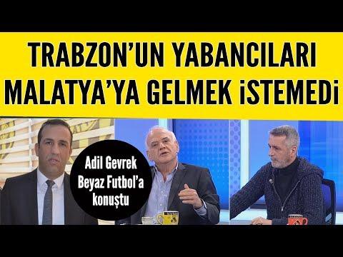 Malatyaspor Başkanı Adil Gevrek'ten Ertelenen Trabzon Maçı Hakkında Olay Açıklamalar!
