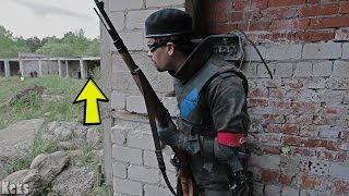 K98 Shell Ejection InGame | AIRSOFT BIG GAME DE3