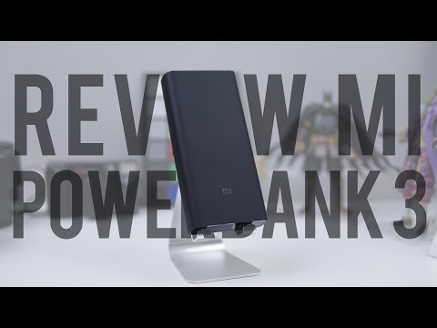 Review Mi Power Bank 3 Indonesia | 20000mAh 45W USB Type C Power Delivery