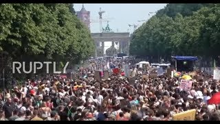 Germany: Berlin techno clubs take on AfD in groovy counter-demo