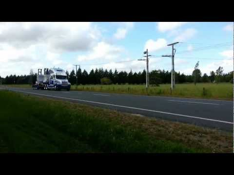 Freightliner big cab new zealand
