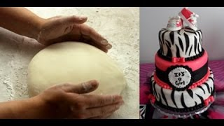 How To Make The Best Marshmallow Fondant