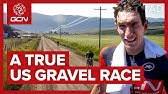 Can Simon Survive A True US Gravel Race?Racing the Steamboat Epic