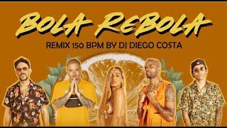 Baixar Anitta, Tropkillaz, J Balvin, MC Zaac - Bola, Rebola (DJ Diego Costa Remix) 150bpm