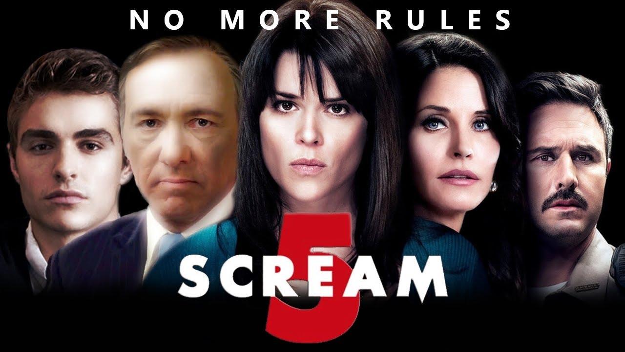 SCREAM 5 (2012) official teaser trailer - YouTube