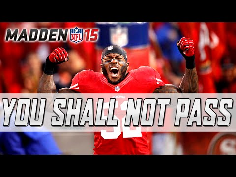 MUT 15 - Patrick Willis Is The GOAT - Main Squad Gameplay