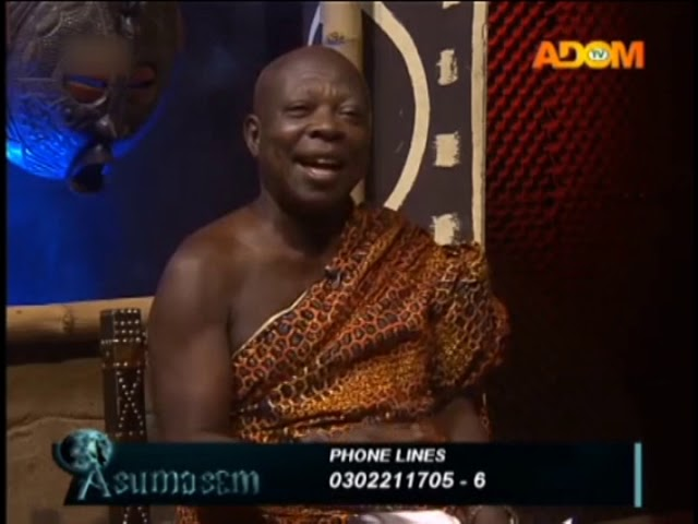 Spiritual Yokes - Asumasem on Adom TV (3-9-18)
