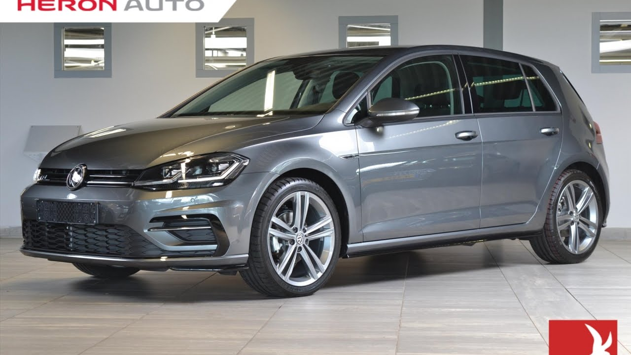 Volkswagen Golf 10tsi 110pk Highline Executive R Line