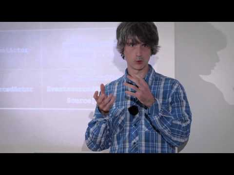 Martin Krasser: Event Sourcing and CQRS with Akka Persistence and Eventuate
