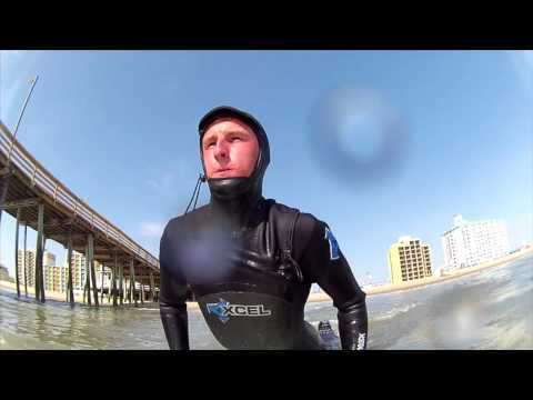 Ego Surf Cam Demo with Go Float It