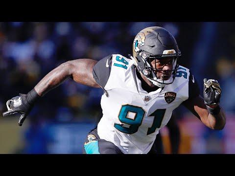 Yannick Ngakoue Mic'D Up vs. Steelers (Week 5) | Jacksonville Jaguars