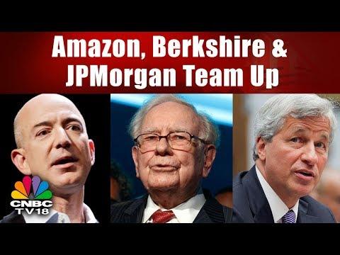 Amazon, Berkshire & JPMorgan Chase to Partner on US Employee Health Care | Bazaar Morning Call