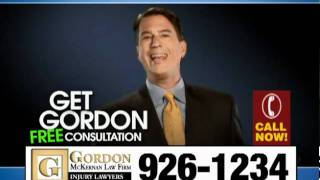 Car Wreck Baton Rouge Personal Injury Lawyer  - Gordon McKernan - They Did A Great Job